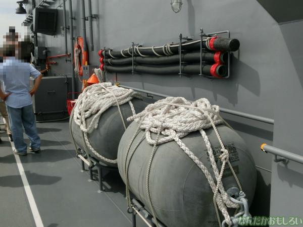 大洗 海開きカーニバル 訓練支援艦「てんりゅう」乗船 - 3777