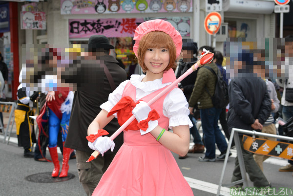 『日本橋ストリートフェスタ2014(ストフェス)』コスプレイヤーさんフォトレポートその1(120枚以上)_0044