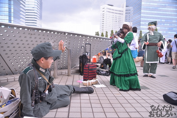 夏コミ コミケ86 2日目 コスプレ画像_2198