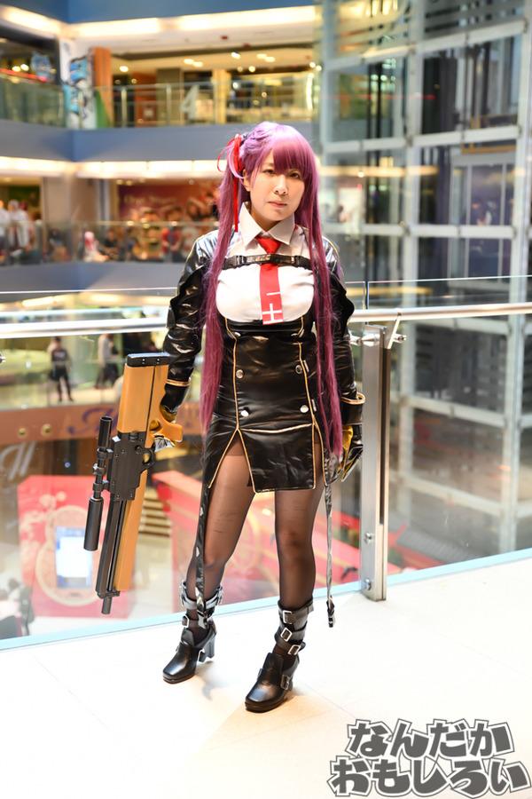 『Comic World 香港 45』コスプレ中心のレポート8