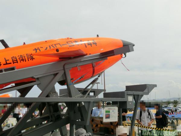 大洗 海開きカーニバル 訓練支援艦「てんりゅう」乗船 - 3837