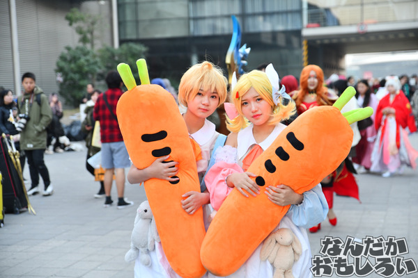 『上海ComiCup21』1日目のコスプレレポート 「FGO」「アズレン」「宝石の国」が目立つイベントに_2289