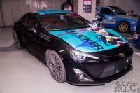 秋葉原UDX駐車場のアイドルマスター・デレマス痛車オフ会の写真画像_6528