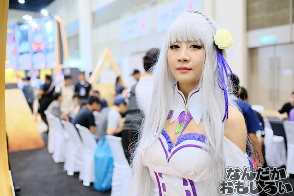 タイのコスプレイヤーが集結!タイイベント『Thailand Comic Con(TCC)』コスプレレポート8721