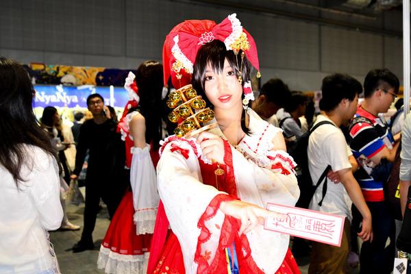 上海CP1日目のコスプレイヤーまとめ-15