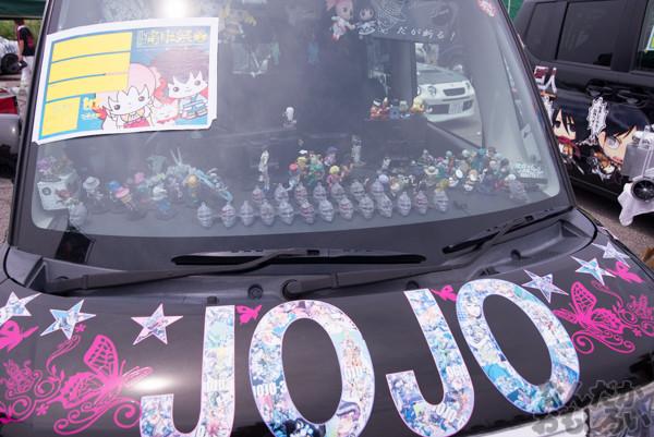 『第10回足利ひめたま痛車祭』男性キャラメインの痛車 「Free!」「ジョジョ」お兄様からアスランまで_4155