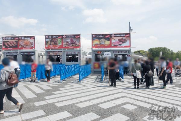 駒沢オリンピック公園で肉の祭典『肉フェス2015春』開催!「食戟のソーマ」「長門有希ちゃんの消失」コラボメニューなど肉をたっぷり堪能してきた!02647