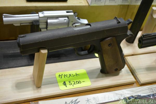 『トレジャーフェスタin有明10』玖須美屋(クスミヤ)の木製輪ゴム銃_0580