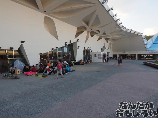 台湾コミケ『FancyFrontier28』前日会場の様子 すでに熱気に包まれている…!?0560