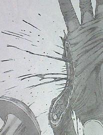 GANTZ第382話感想 軍神の手が!