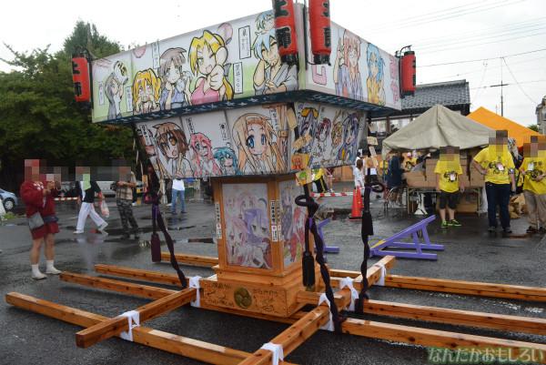『鷲宮 土師祭2013』ゲリラ雷雨の様子_0671
