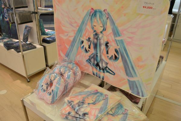 羽田空港にオープンした「初音ミク ウイングショップ」フォトレポート_0439