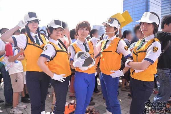 夏コミ コミケ86 3日目 コスプレ画像_3751