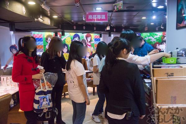 ラブライブ!×香港youme cafeのカフェ写真画像フォトレポート_6856