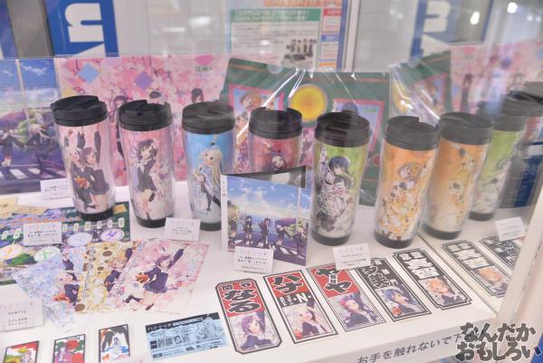 TVアニメ「ハナヤマタ」展が秋葉原で開催!原画、設定資料、台本、コラボ商品など数多く展示!_8518