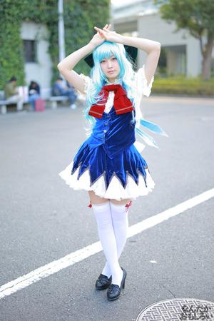 博麗神社秋季例大祭 コスプレ 画像 写真_5398
