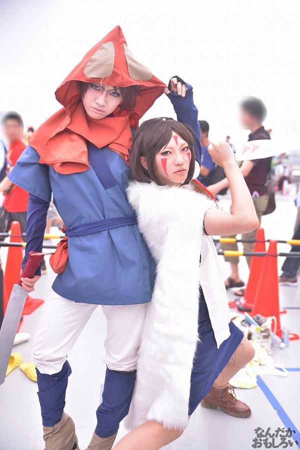 夏コミ コミケ86 3日目 コスプレ画像_3597