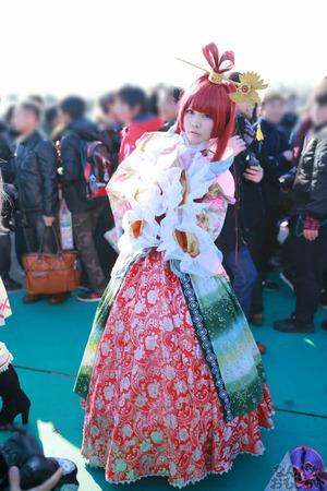 コミケ87 コスプレ 写真画像 レポート 1日目_9234
