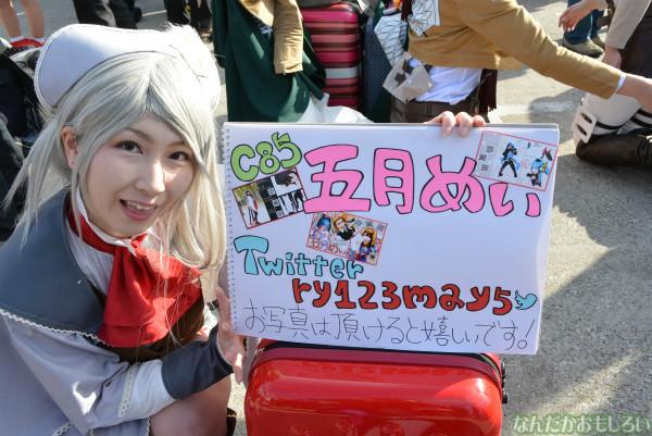艦これ多め!『コミケ85』2日目のコスプレイヤーさんフォトレポート_0104