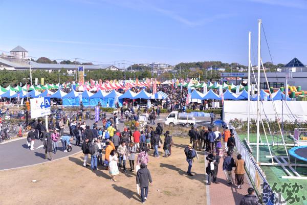 来場者約10万人の一大お祭りイベント!『第18回大洗あんこう祭』フォトレポートまとめ