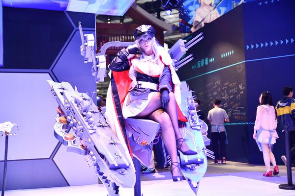 上海CP1日目のコスプレイヤーまとめ-4
