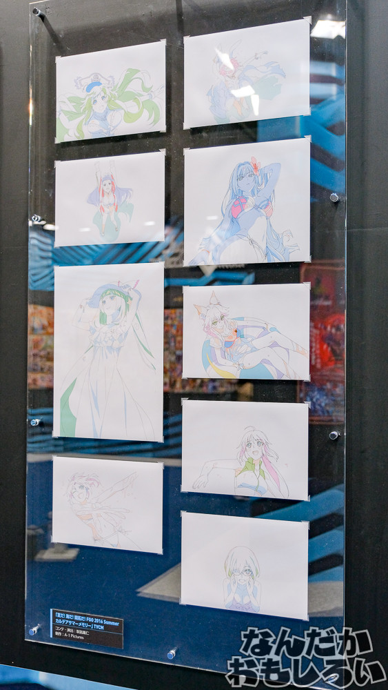 『Fate/Grand Order』アニメジャパンのFGOブースやFGO関連情報2282