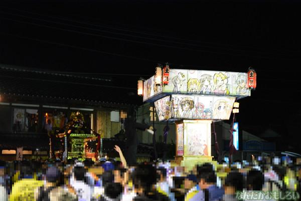 『鷲宮 土師祭2013』らき☆すた神輿_0890