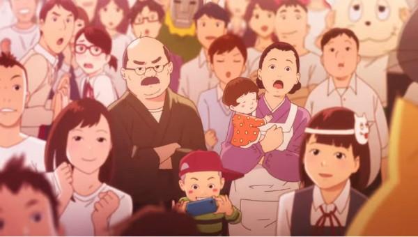 サザエさんが現代風に!カップヌードルアニメCMでサザエさん篇が放送開始 キャストに和久井優さん、島崎信長さん_082043