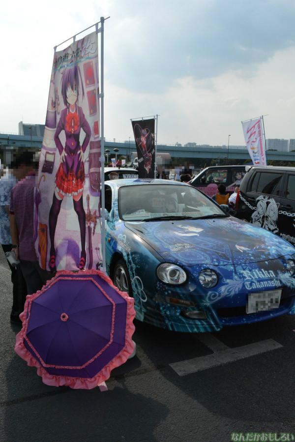 『第8回痛Gふぇすた』アニメの痛車フォトレポート0365