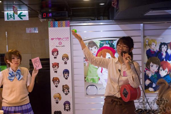 ラブライブ!×香港youme cafeのカフェ写真画像フォトレポート_6848