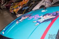 秋葉原UDX駐車場のアイドルマスター・デレマス痛車オフ会の写真画像_6533