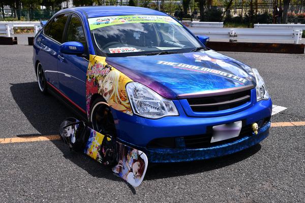 『痛車天国2018』ガルパブーム到来!大集結した「バンドリ!ガールズバンドパーティ!」痛車をレポート 人気はロゼリア、Poppin'Party-23