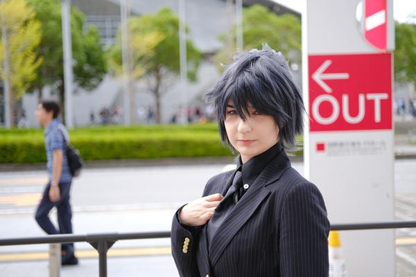 東京ゲームショウ2018の2日目コスプレレポート036