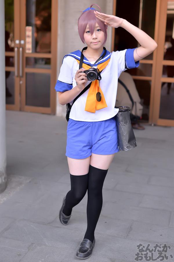『砲雷撃戦!よーい! 高雄』コスプレフォトレポートその3 台湾の大学講堂前、こだわりぬいた艤装などここでしか味わえない熱いコスプレの様子をお届け!_3383