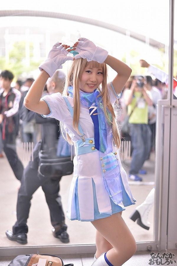 東京ゲームショウ2014 TGS コスプレ 写真画像_5215