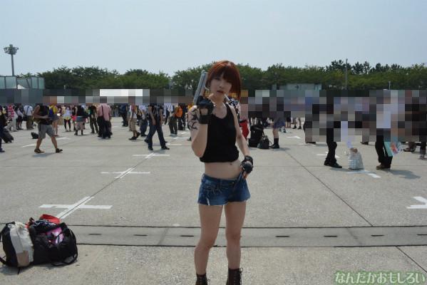 『コミケ84』進撃の巨人、ソードアート・オンライン、女性のコスプレイヤーさんまとめ_0984