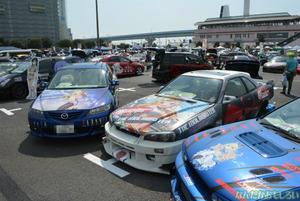 『第8回痛Gふぇすた』アイドルマスターの痛車フォトレポート_0795