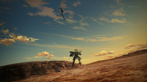 親父さん…『ブレイクブレイド』第4話「クロース・コンバット 近接戦闘」感想まとめ1