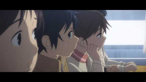 アニメ『僕だけがいない街』第2話感想(ネタバレあり)1