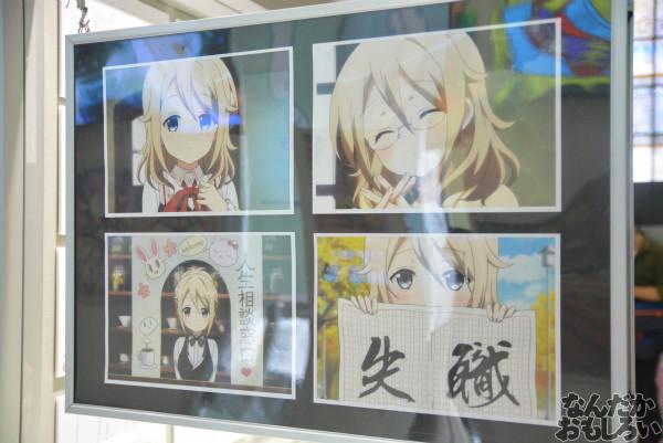 秋葉原で開催『TVアニメごちうさ展』フォトレポート_0210