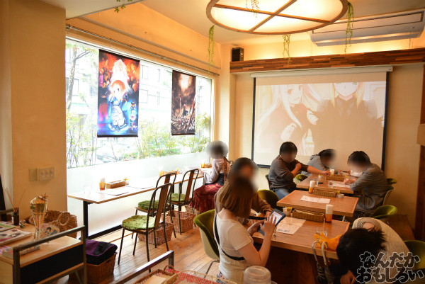 「Zero」「stay night」のコラボカフェ『Fate/Zero~stay night Cafe』フォトレポート_0400