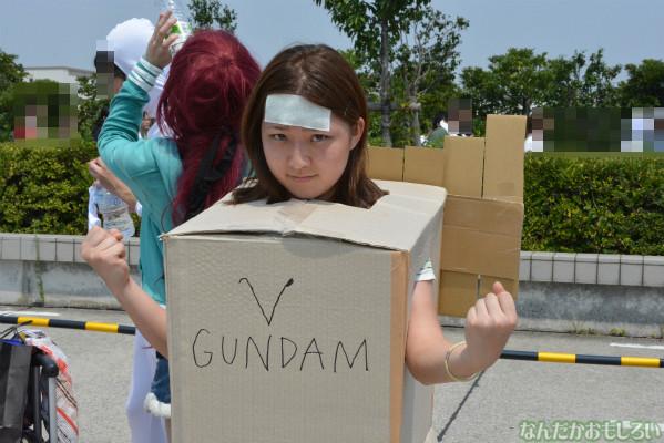 『コミケ84』進撃の巨人、ソードアート・オンライン、女性のコスプレイヤーさんまとめ_0942