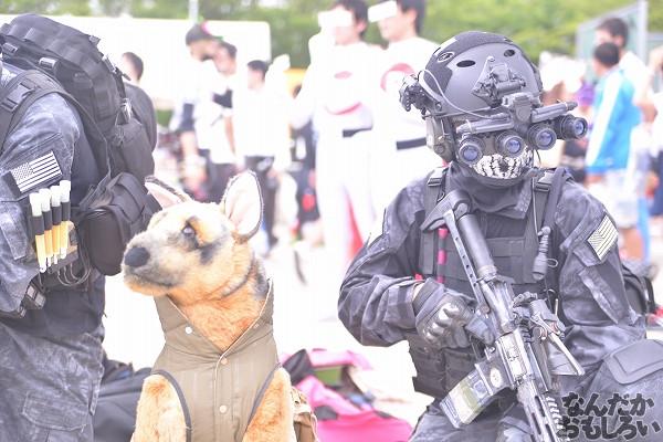 夏コミ コミケ86 2日目 コスプレ画像_2613