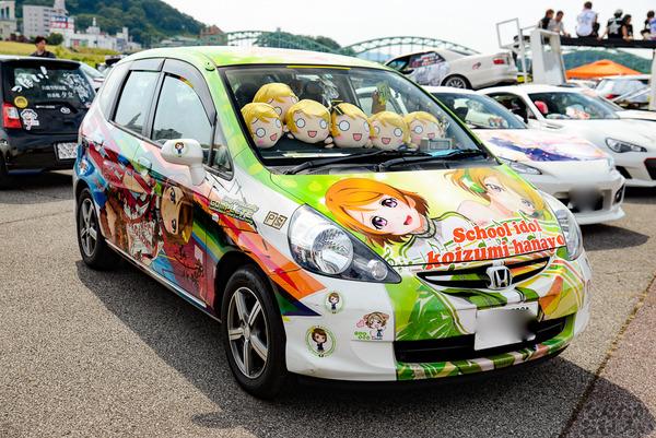 『第11回足利ひめたま痛車祭』今回も「ラブライブ!」痛車たくさん参加!その痛車たちをどどんとお届け_7267