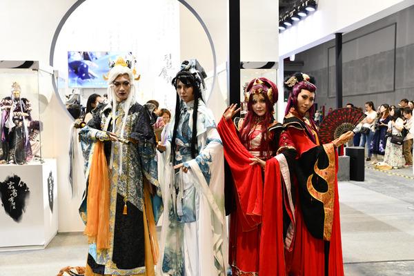 上海CP1日目のコスプレイヤーまとめ-8
