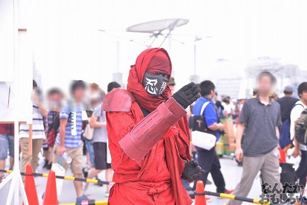 夏コミ コミケ86 3日目 コスプレ画像_3254