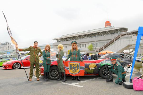痛車天国2018コスプレレポート-30