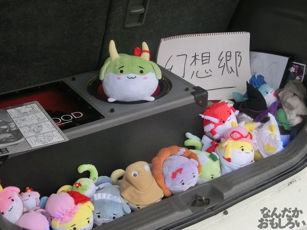 第10回痛Gふぇすたinお台場 初音ミク・ボーカロイド 東方Project 痛車 画像_5616