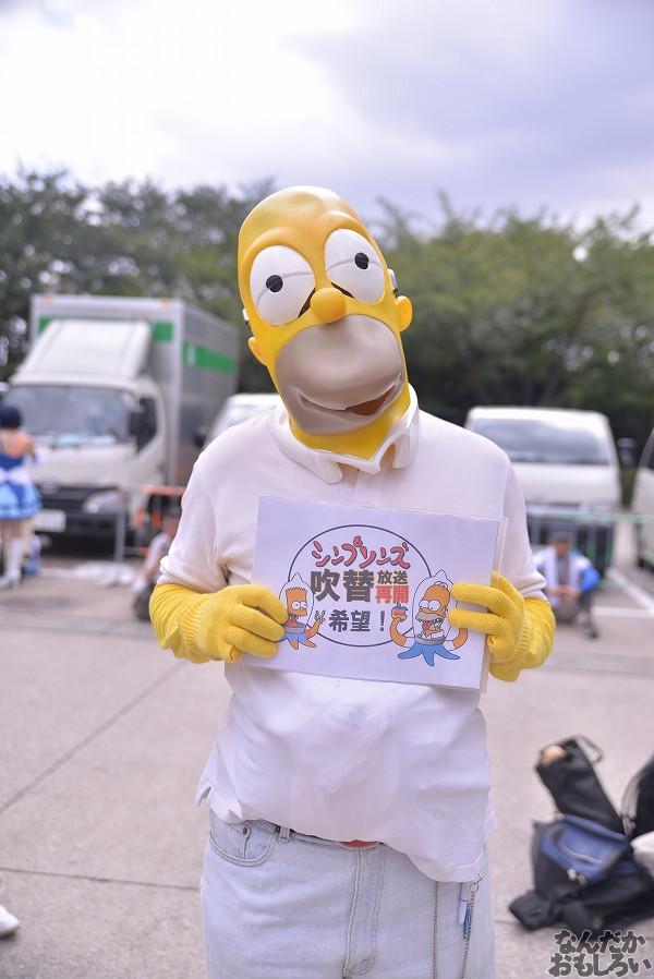 夏コミ コミケ86 2日目 コスプレ画像_2571