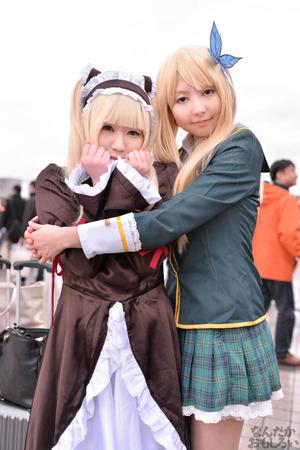 コミケ87 2日目 コスプレ 写真画像 レポート_4629